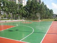 深圳梅林中学球场