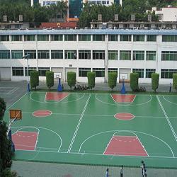 新美亚(深圳)电子公司丙烯酸球场