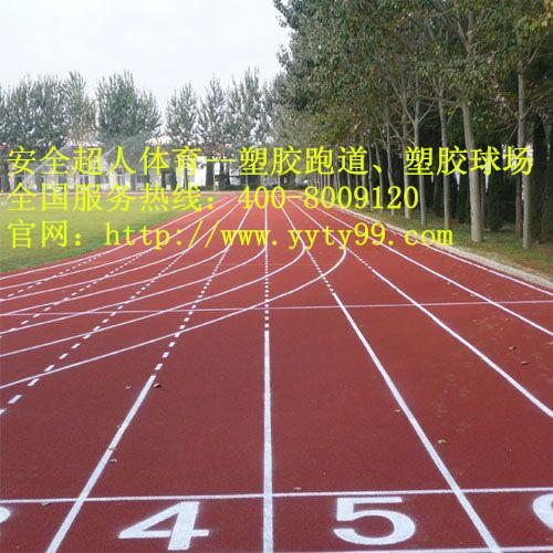 珠海市南坪中学塑胶跑道