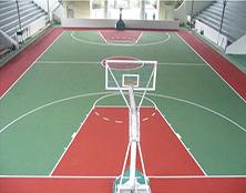 硅pu篮球场对于学校选择哪种类型好